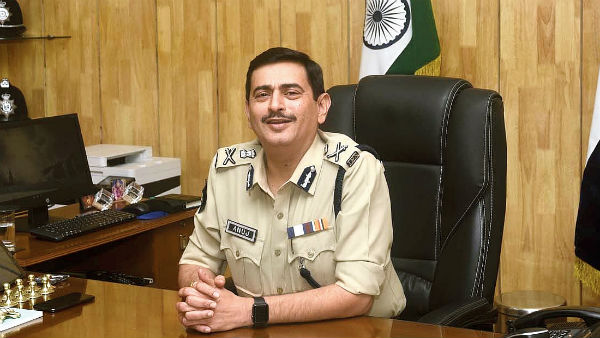 Kolkata Police Commissioner Anuj Sharma tests COVID positive
