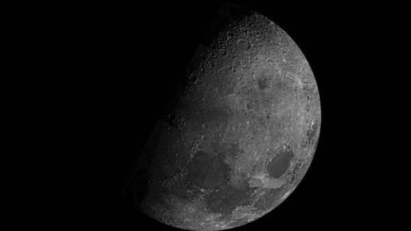 ISRO's Chandrayaan-1 orbiter data shows Moon rusting at poles