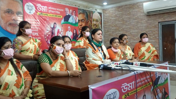 BJP's women's wing to give self defence training in Bengal