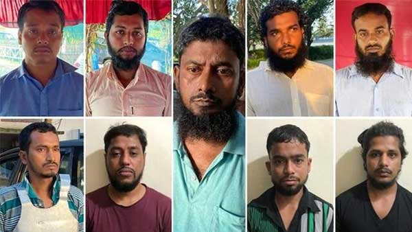 Terrorists arrested from Kerala, West Bengal were plotting a Ghazwa-e-Hind