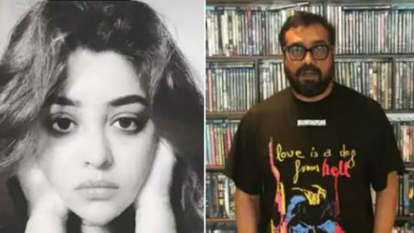 FIR against director Anurag Kashyap after Payal Ghosh alleges rape