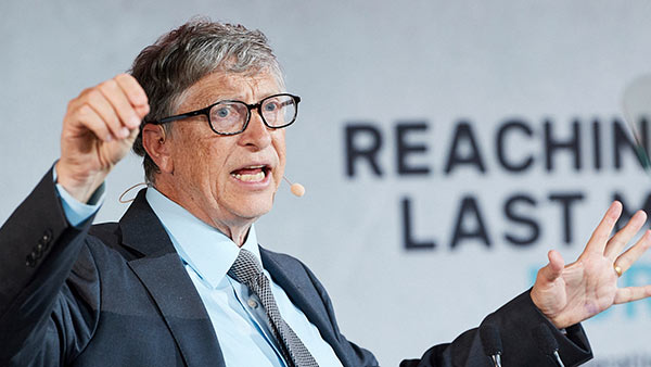 Optimistic that COVID-19 vaccines will be at final stages by first quarter next year: Bill Gates