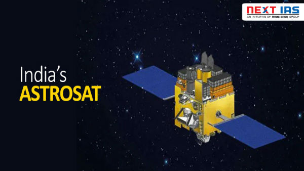 Indias Astrosat completes 5 years of mapping stars, galaxies in space