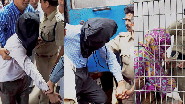 4 JMB terrorists sentenced to 7 years in Burdwan blast case