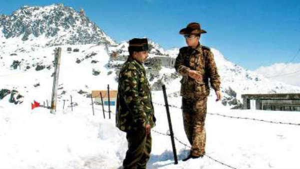As China moves more troops near Chushul Army, IAF chiefs visit forward areas
