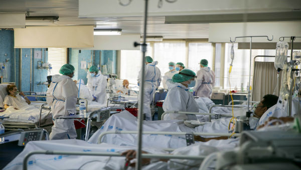 Coronavirus outbreak: India records 96,551 new COVID-19 cases, tally goes past 4.5 million mark