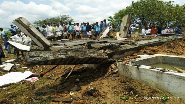 TN: Six dead after fire breaks out at cracker factory in Cuddalore