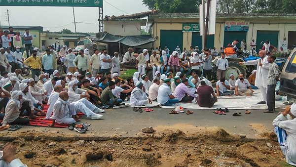 Farmers to intensify protests today