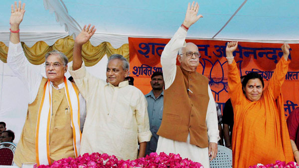 Babri demolition verdict: All you need to know about the key figures