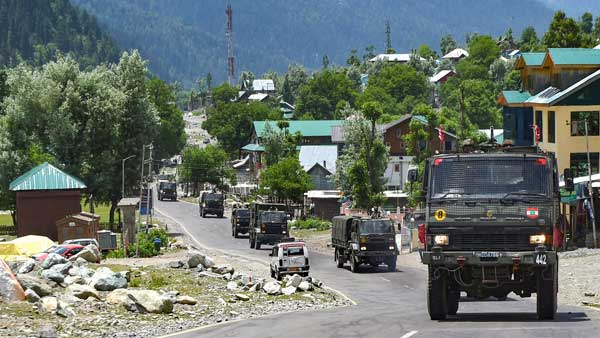 Amidst escalating tensions at Pangong Fingers, India sends more troops
