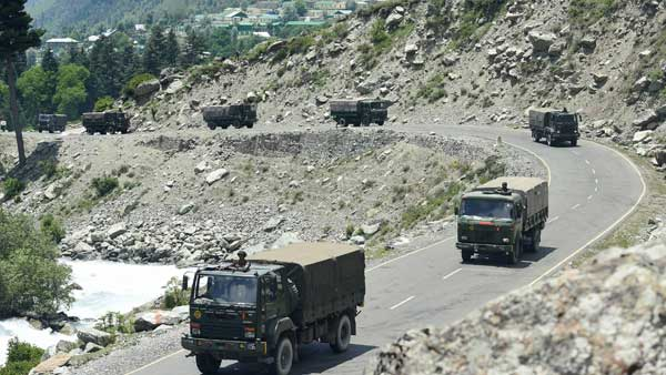 Indo-China face-off: Additional reinforcements made in hill tops