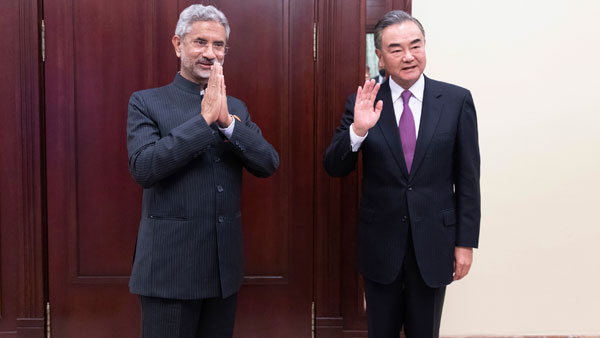 5 point roadmap hammered out by India-China foreign ministers yet to move forward