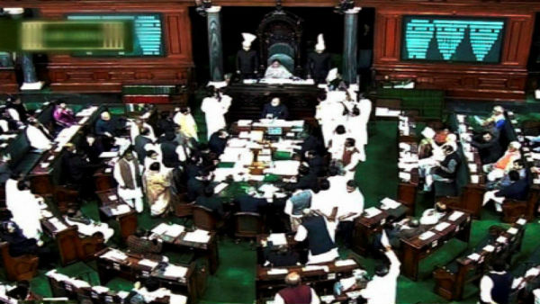 Lok Sabha passes two agri sector bills amid protests by Opposition, SAD