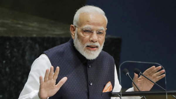 PM Modi to interact with beneficiaries of scheme to help street vendors