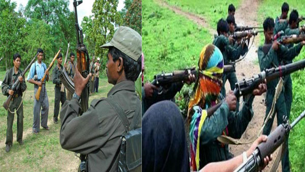 Cops up ante as big movement of naxals seen from Chhattisgarh to Telangana