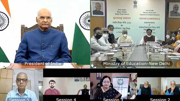 NEP will make our education flexibile, says President Ram Nath Kovind