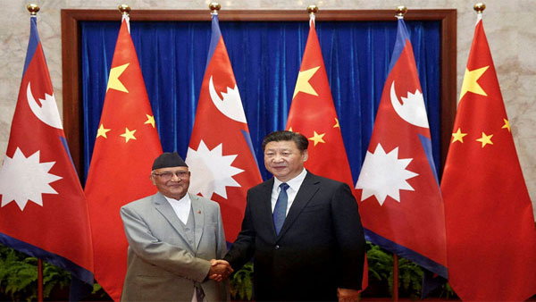 Now China triggers a border row with Nepal with construction of 11 structures