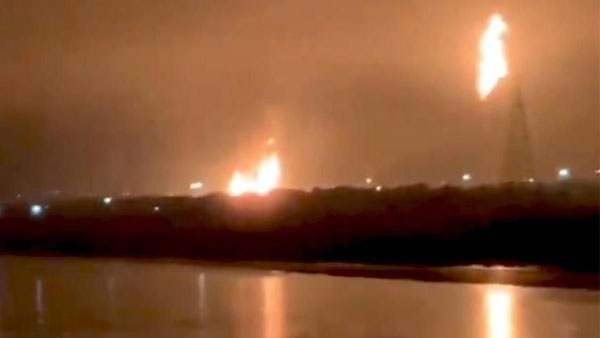 Massive fire at ONGC plant in Gujarat, no casualties reported