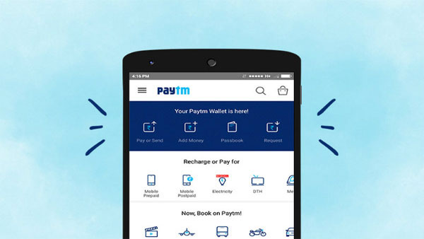 Paytm app removed from Google Store