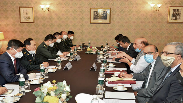 In 2.20 hours talks with Chinese defence minister, Rajnath made strong pitch for status quo ante
