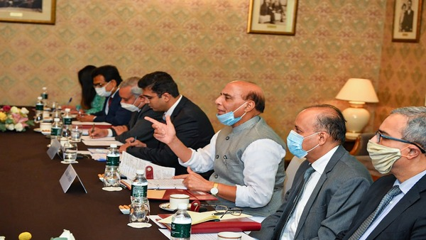 What transpired at the Rajnath Singh-Wei Fenghe meeting at Moscow