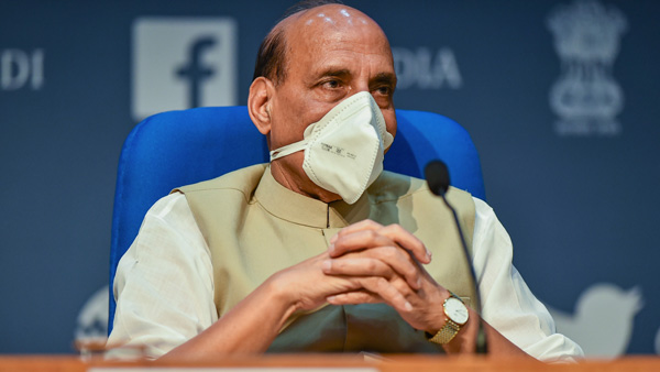 India adopting three-pronged approach to address internal security challenges: Rajnath Singh
