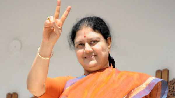 Sasikala applies for remission