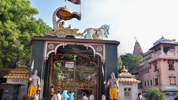 To reclaim Shri Krishna Janmasthan land, suit filed in Mathura court