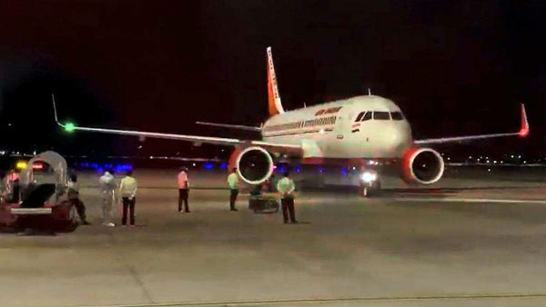 India operates 5th Vande Bharat flight to China