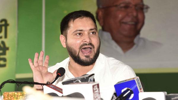 Bihar Assembly Election 2020: Our fight is against BJP, not JDU, says Tejashwi Yadav