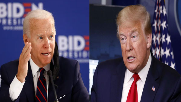 Donald Trump is planting seeds of doubt in legitimacy of election: Biden