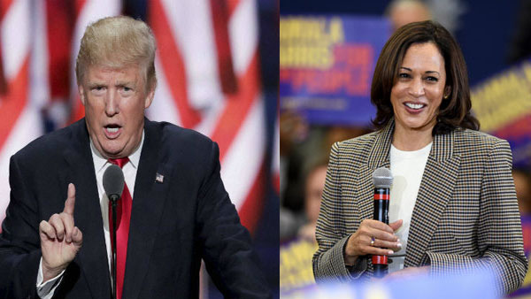 Grossly incompetent: Donald Trump on Kamala Harris