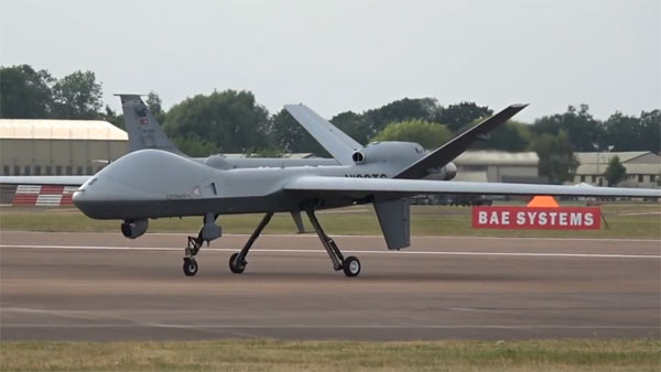 Amidst tensions with China, India set to get MQ-9B Sky Guardian drone
