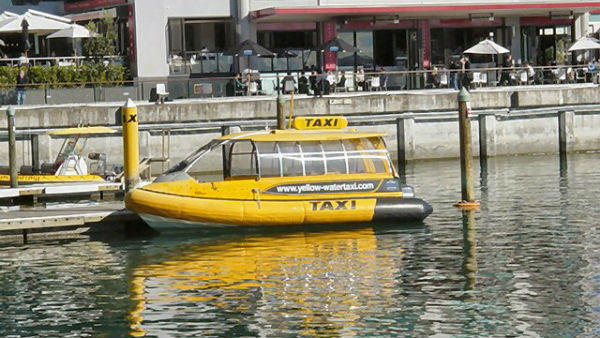 Kerala to get 10 seater water taxis starting October