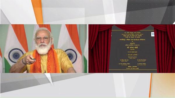 PM Modi inaugurates six mega projects in Uttarakhand under 'Namami Gange Mission'
