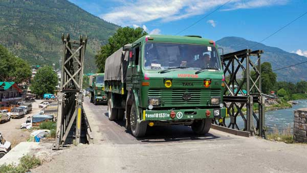 India-China conflict below threshold of shooting war, but could take any trajectory