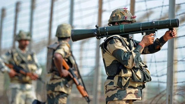 Alert along LoC after ISI uses drones to drop weapons for terrorists