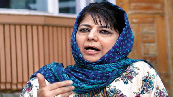 Farmers' protest have brought Centre to its knees: Mehbooba Mufti