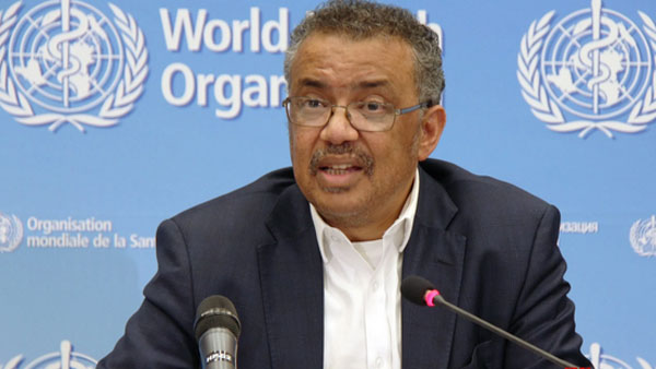 COVID-19 pandemic a long way from over, says WHO chief Tedros Adhanom Ghebreyesus