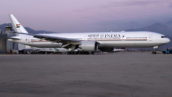 Second special aircraft for President, PM arrives in New Delhi today