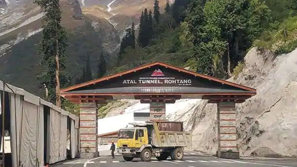 Atal Tunnel: PM Modi to open world's longest highway tunnel; Everything you need to know