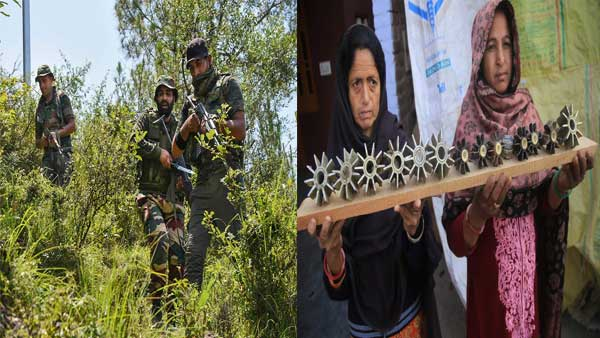 Pak targets civilian links along IB in unprovoked ceasefire violation