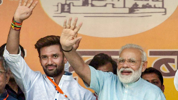 Bihar Elections 2020: Why Chirag Paswan won't use PM Modi's photograph