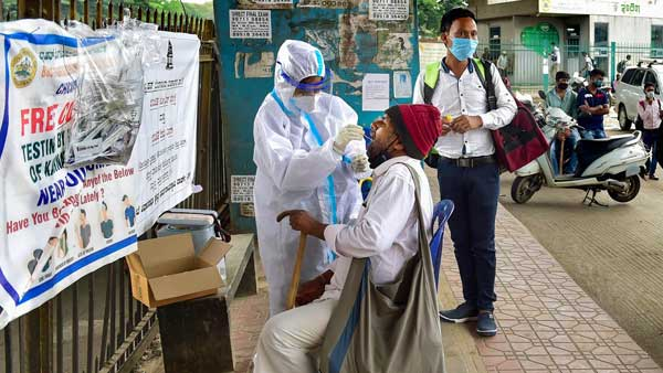 Coronavirus outbreak: India records 49,881 new COVID-19 cases; 517 deaths in a day