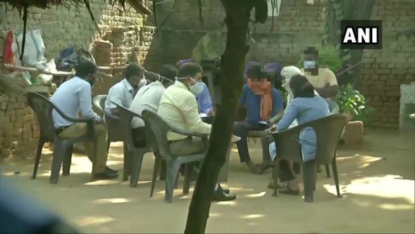 Hathras gangrape case: SIT records statements of victims family