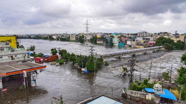 Telangana rain leaves 34 dead; CM calls review meet