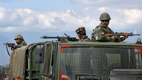 Forces on high alert as terrorists in northeast play into Chinese hands