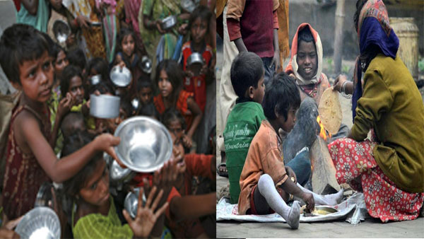 India ranks 94th on Global Hunger Index, below Pak, Nepal and Bangladesh