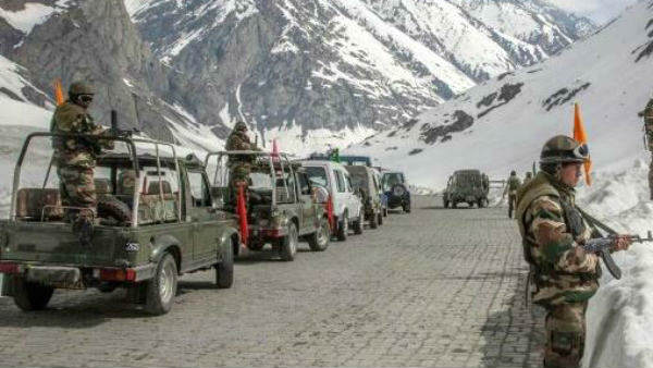 Chinese soldier apprehended by Indian Army at Demchok area in Ladakh