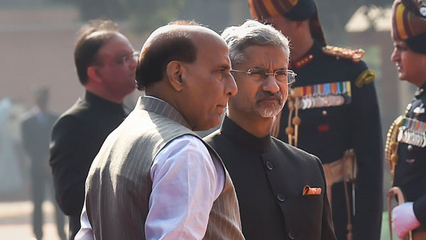 Indo-US 2+2 meeting to be preceded by bilateral with Rajnath, Jaishankar